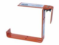 Držák truhlíku PETUNIA kovový stavitelný terakota 2ks