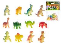 Dinosaurus 5 cm 12 ks - mix variant či barev