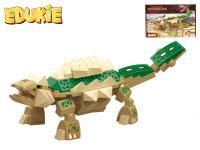 EDUKIE stavebnice dinosaurus 134 ks