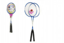 Badminton kov 2 pálky a 1 míček - mix barev