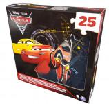 Spin Master Cars 3 pěnové puzzle 25KS