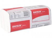 ručník papírový skládaný KATRIN Z-Z 2vrstvý BÍ (150ks)