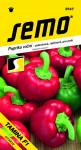 Semo Paprika zeleninová sladká F1 - Tamina F1 pole, rajčinová 15s