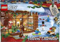 Lego City 60235 Town Adventní kalendář LEGO City