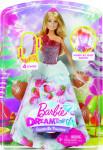 Barbie jahůdková princezna