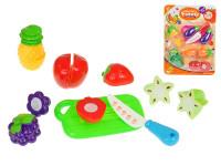 Sada ovoce/zelenina krájecí - mix variant či barev