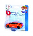 Auto Bburago Street Fire kov 10cm 1:43 - mix variant či barev