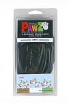 Botička ochranná Pawz kaučuk L černá 12ks