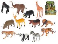 Zvířátko safari 12 cm - mix variant či barev
