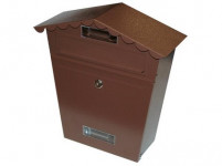 schránka poštovní stříška 290x360x105mm HN