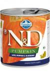 N&D DOG PUMPKIN Puppy Lamb & Blueberry 285g