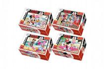 Minipuzzle Minnie & Daisy 54dílků - mix variant či barev