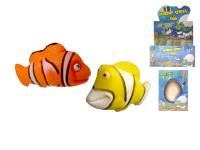 Mořská zvířátka líhnoucí se a rostoucí - mix variant či barev