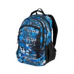 Easy flow 923472 Batoh školní-sportovní, modrý, 26 L