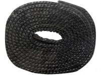 šňůra izolační 12x4mm (500°C) lepicí (2m)