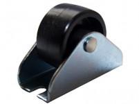 kolečko nábytkové pevné 50mm plastové (20ks)