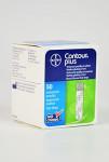 Proužky ke glukometru Contour Plus 1x50ks