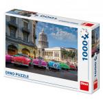 Puzzle 1000 dílků: Veteráni na Kubě