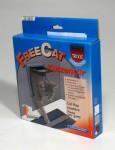 Dvířka kočka plast Šedá  2P Freecat Classic Trixie 1ks