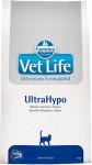 Vet Life Natural Feline Dry Ultrahypo 400 g