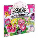 Hatchimals dobrodružná hra se 4 exkluzivními zvířátky