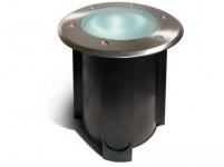 svítidlo LED pojezd. pr.16cm, IP65 - MR30 - LED 10W - teplé; do ze
