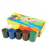 Plakátové barvy v kelímku 10 barev