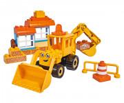 PlayBig BLOXX Bořek Béďa žlutý bagr