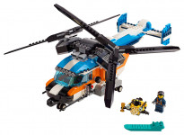 Lego Creator Helikoptéra se dvěma rotory