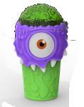 Slushy Maker Monster výroba ledové tříště