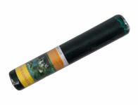 Stínovka PE 45% s oky zelená 1,5x15m