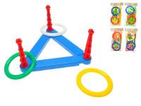 Házecí hra trojúhelník 29 cm