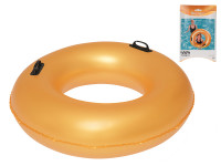 Nafukovací kruh - Gold, 91cm - VÝPRODEJ