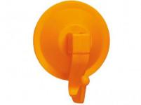 háček s přísavkou 5,5cm plastový - mix barev