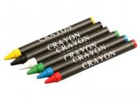 tužka vosková (6ks) - mix barev