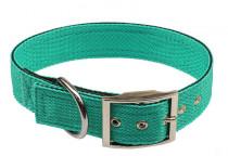 Obojek nylon zelený B&F 4,0 x 60 cm