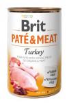 Brit Dog konz Paté & Meat Turkey 400g