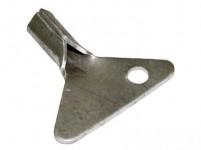 klíč náhradní ke komínovým dvířkům 160x320mm