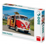 Puzzle 500 dílků VW Camper van