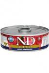 N&D CAT QUINOA Weight Management Lamb & Brocolli 80g