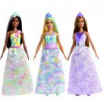 Barbie kouzelná princezna - mix variant či barev