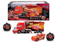 RC Cars 3 Turbo Mack Truck 46 cm, 3kan + Blesk McQueen 1:24, 2kan