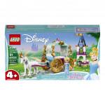 Lego Princezny 41159 Projížďka Popelčiným kočárem