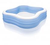 Bazén nafukovací čtvercový