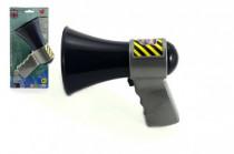 Megafon policie plast 14cm