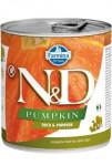 N&D DOG PUMPKIN Adult Duck & Pumpkin 285g