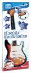 Kytara rocková elektrická s mikrofonem