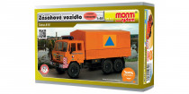 Stavebnice Monti 74 Tatra 815 zásahové vozidlo 1:48