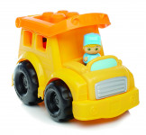 Mega Bloks First Builders vozidla pro malé stavitele