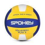 Spokey PLAY II Volejbalový míč žluto-modrý vel. 5